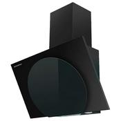 Maunfeld Tower L Push 50 черный/черное стекло