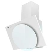 Maunfeld Tower L Push 60 белый/белое стекло